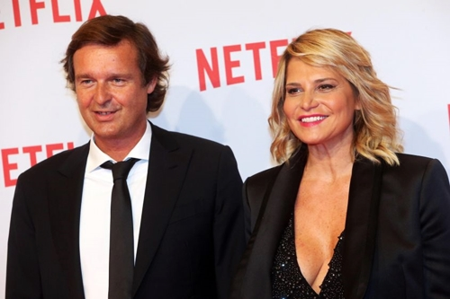 Simona Ventura e Gerò Carraro sono in crisi