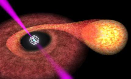 Scoperta pulsar binaria da record, accelerazioni fino a 70 g