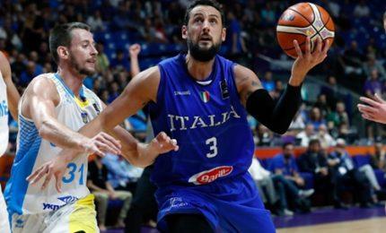 L'Italia soffre ma batte la Georgia 69-71
