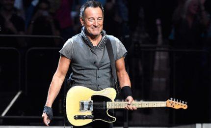 Hit parade, subito al top Bruce Springsteen