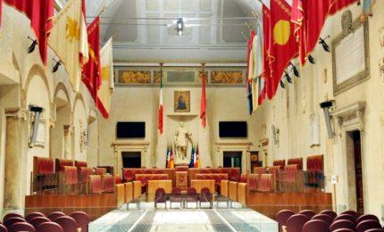 Roma, flop voto online in Assemblea capitolina, vola improperio