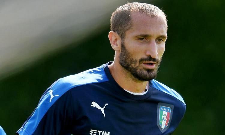 Juventus, Chiellini salta la sfida contro l'Olympiakos