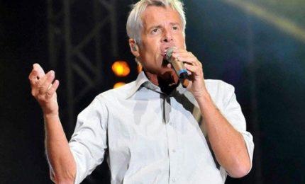 Baglioni torna in concerto nelle Arene indoor