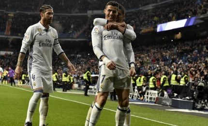 Ranking Uefa: Real Madrid sempre in testa, Juve quarta
