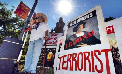Camera di commercio italo-Usa a NY lancia Giù le mani da Colombo
