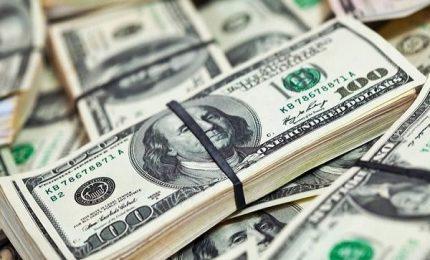 Parte storica riduzione bilancio Usa, 10 miliardi Usd al mese di bond