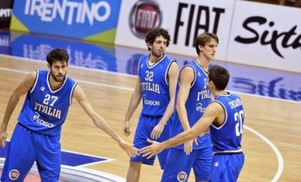 Finale Europei, Mercoledì Italia-Serbia nei quarti