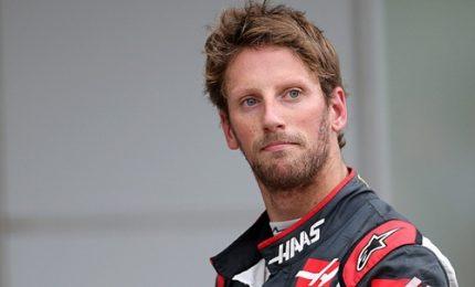 Botto Grosjean, libere chiuse con Ferrari in testa