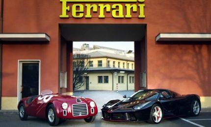 Da tutto il mondo a Maranello, un'asta per i migliori bolidi