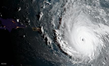 Uragano minaccia i Caraibi, emergenza in Florida