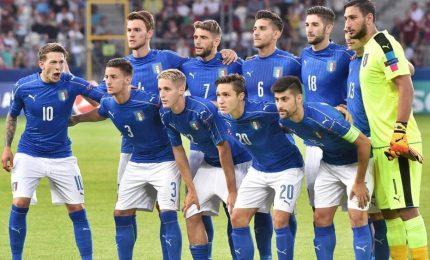 """Italia Under21 ko in Spagna, le """"Furie Rosse"""" vincono 3-0"""