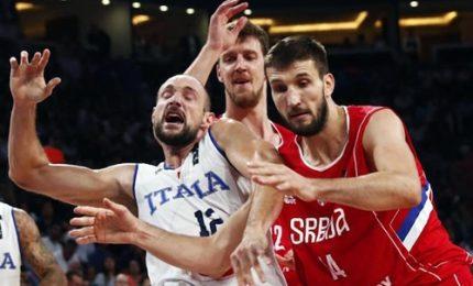 Italia eliminata dalla Serbia, Messina addio agli azzurri