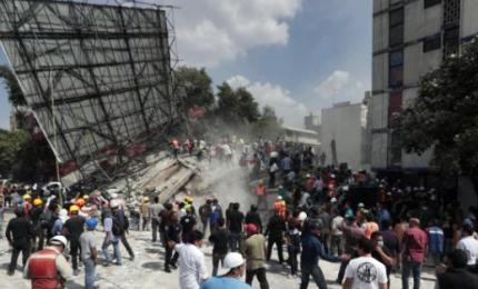 Sisma Messico, le urla e il terrore alla prima scossa
