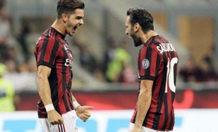 Il Milan è tra i 100 club più giovani d'Europa