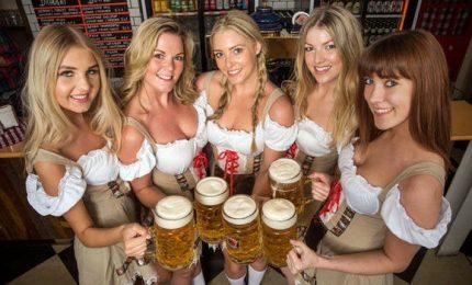 Tempo di birra, al via a Monaco la 184esima Oktoberfest