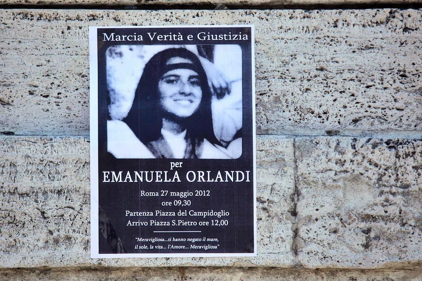 """Il fratello di Manuela Orlandi: """"Il muro sta cadendo"""". Vaticano: """"Il documento è falso e ridicolo"""""""