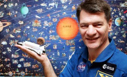 Primo mese su Iss per l'astronauta italiano Paolo Nespoli