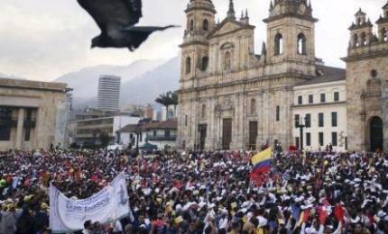 Papa: non lasciamoci vincere da tenebre. Oltre un milione di persone al Parco Bolivar