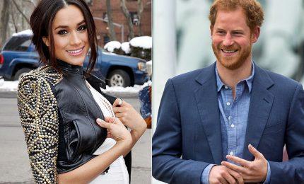"""Meghan Markle ammette: """"Con il principe Harry siamo una coppia, e siamo innamorati"""""""