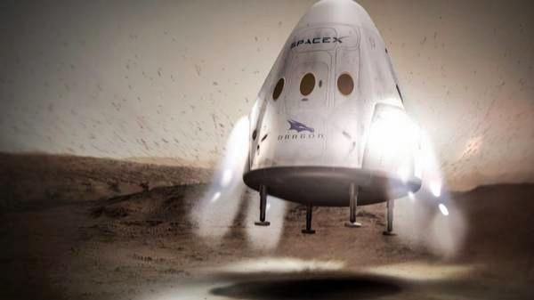 Musk rivela nuovi piani per colonizzare Marte entro 2022