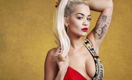 Rita Ora presentatrice e performer agli Mtv Emas 2017