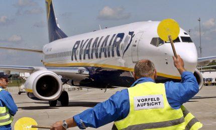 Ryanair, venerdì sciopero dei piloti anche in Germania