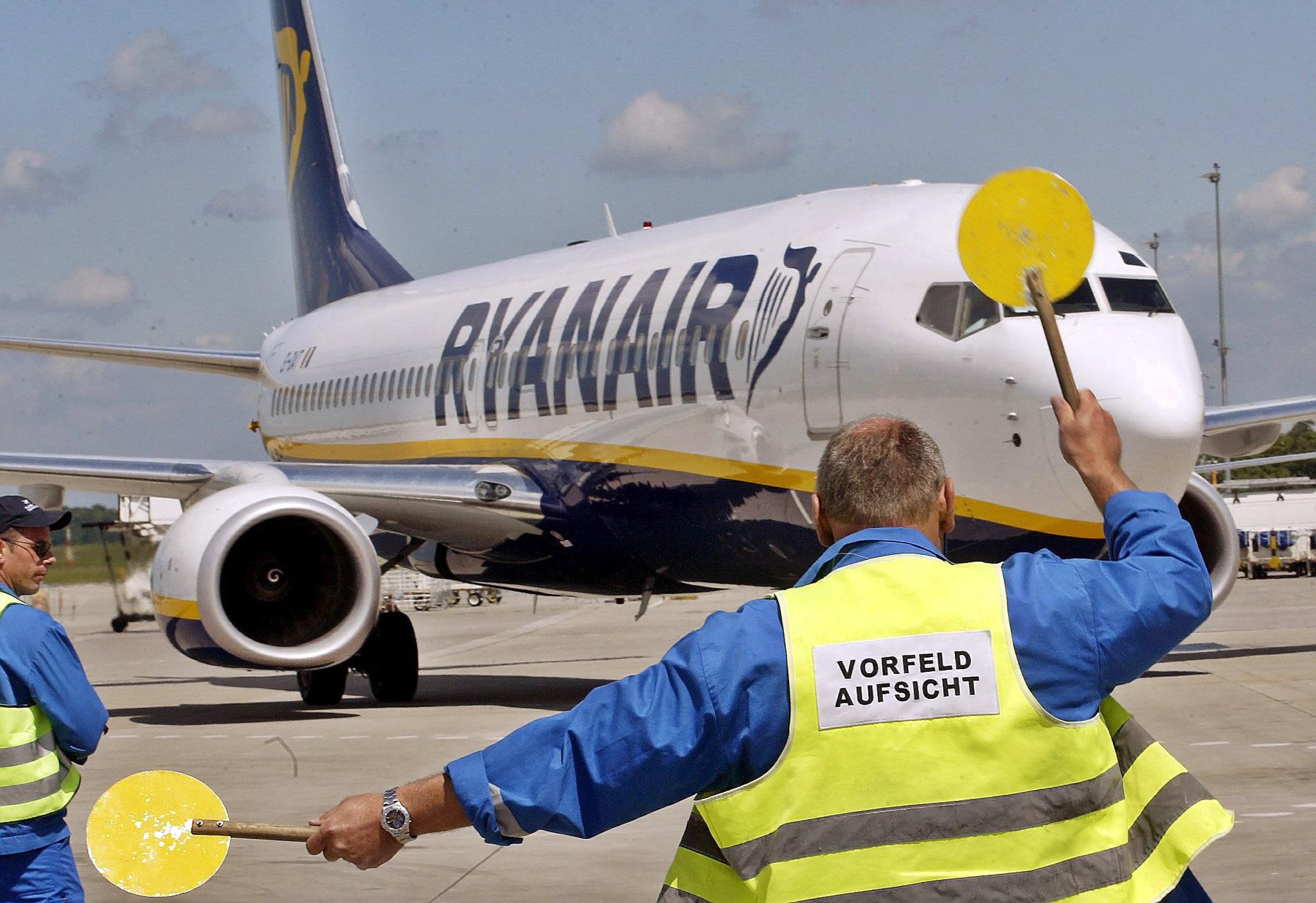 Vertenza Ryanair, Trapani preoccupata