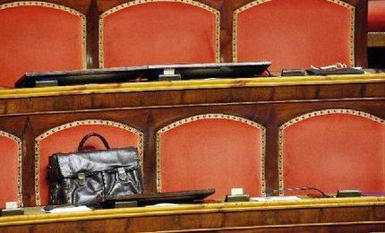 Taglio parlamentari supera primo giro boa, a Senato per secondo