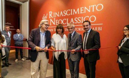 La collezione Cavallini-Sgarbi a Novara, opere tra '400 e '800