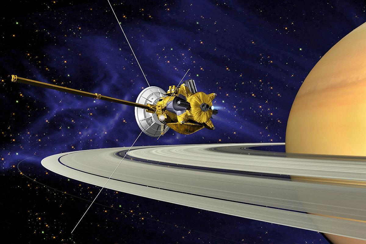 Tutto pronto per l'abbraccio finale tra Cassini e Saturno. Domani la sonda si disintegrerà nell'atmosfera