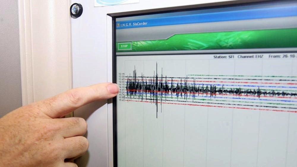 Ingv: scossa di magnitudo 3.9 in provincia dell'Aquila