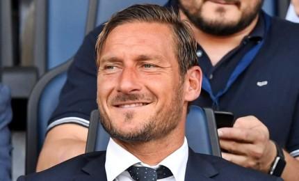 """Totti: """"Finché c'è Pallotta non rimetto piede a Trigoria"""""""