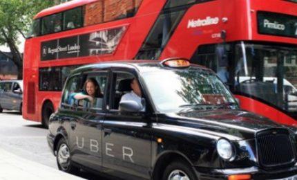 Licenza trasporti, guerra Londra-Uber