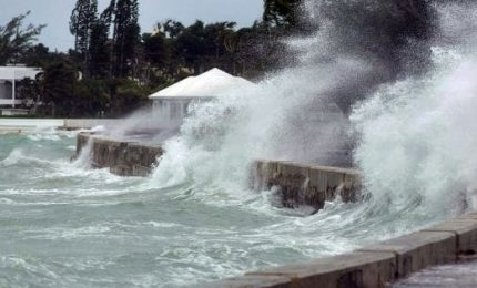 L'uragano Irma ruggisce in Florida, diluvio sul Sunshine State