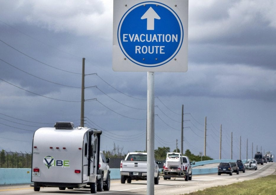 Florida, l'uragano Irma continua a distruggere e miete le prime tre vittime