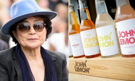 "Yoko Ono fa causa a azienda di bibite polacca ""John Lemon"""