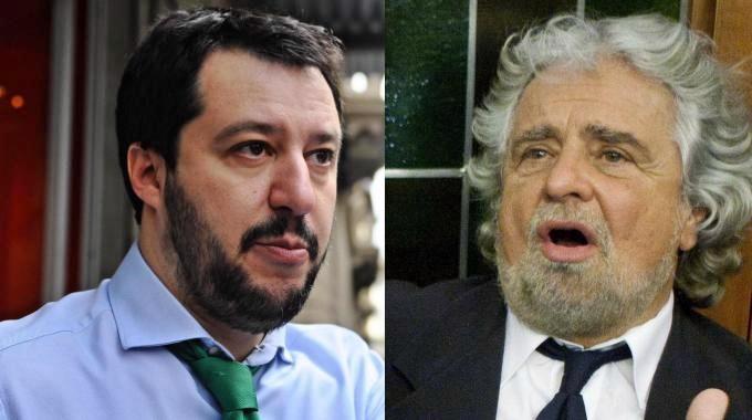 Asse Salvini-Grillo, centrodestra in tilt