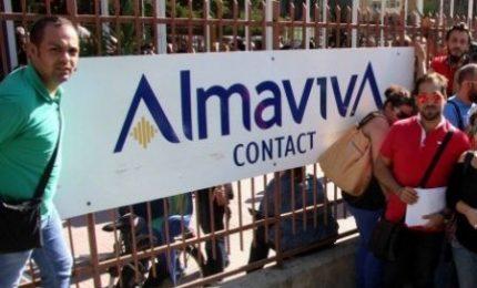 Reintegrare 155 lavoratori Almaviva