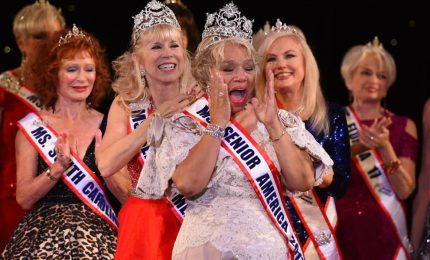 Bellezza ed eleganza, eletta Miss America over 60