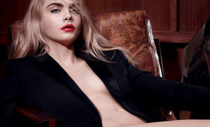Primavera-Estate 2018, volumi insoliti da Saint Laurent per donne sexy