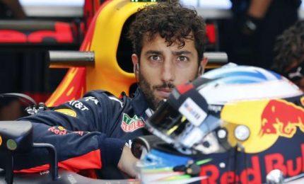 Daniel Ricciardo il più veloce nelle seconde libere