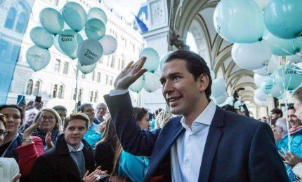 Elezioni Austria, primi i popolari di Sebastian Kurz