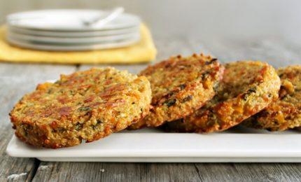 Hamburger di melanzane, gustosissima ricetta per vegetariani (e non solo)