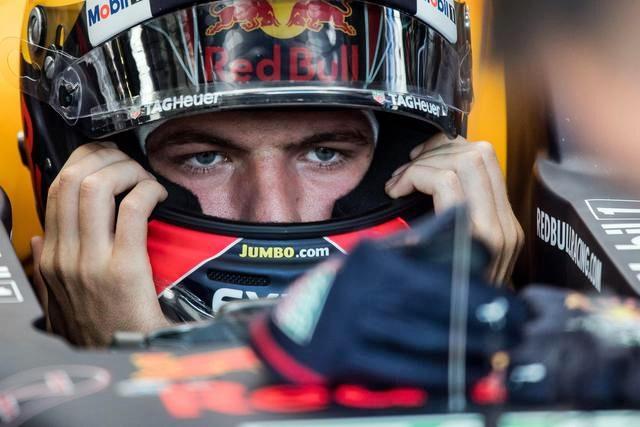 Gp Belgio, Verstappen il più veloce nelle seconde libere