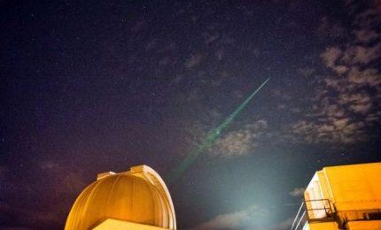La natura quantistica della luce sopravvive ai viaggi spaziali