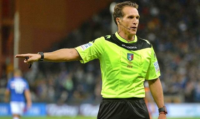 Arbitri X giornata, sarà Banti a dirigere big match Napoli-Inter