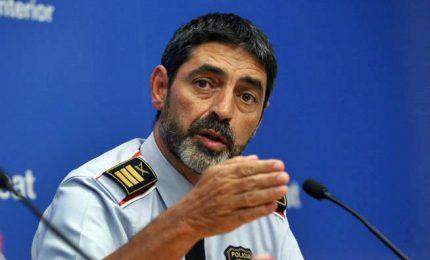 Spagna, indagato capo della polizia catalana