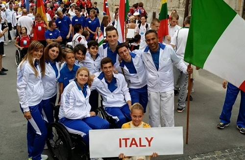 Al via a Genova gli Europei Giovanili 2017