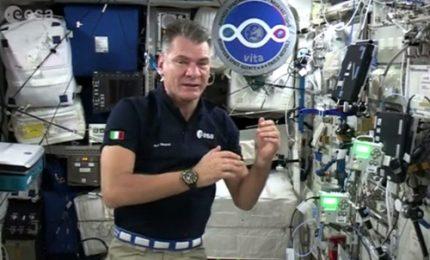 L'astronauta italiano Paolo Nespoli va in pensione, l'ultima sua conferenza
