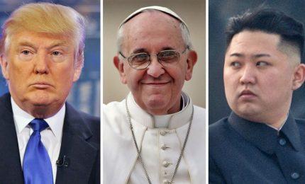 Crisi nucleare tra Usa e Corea, la moral suasion del Papa